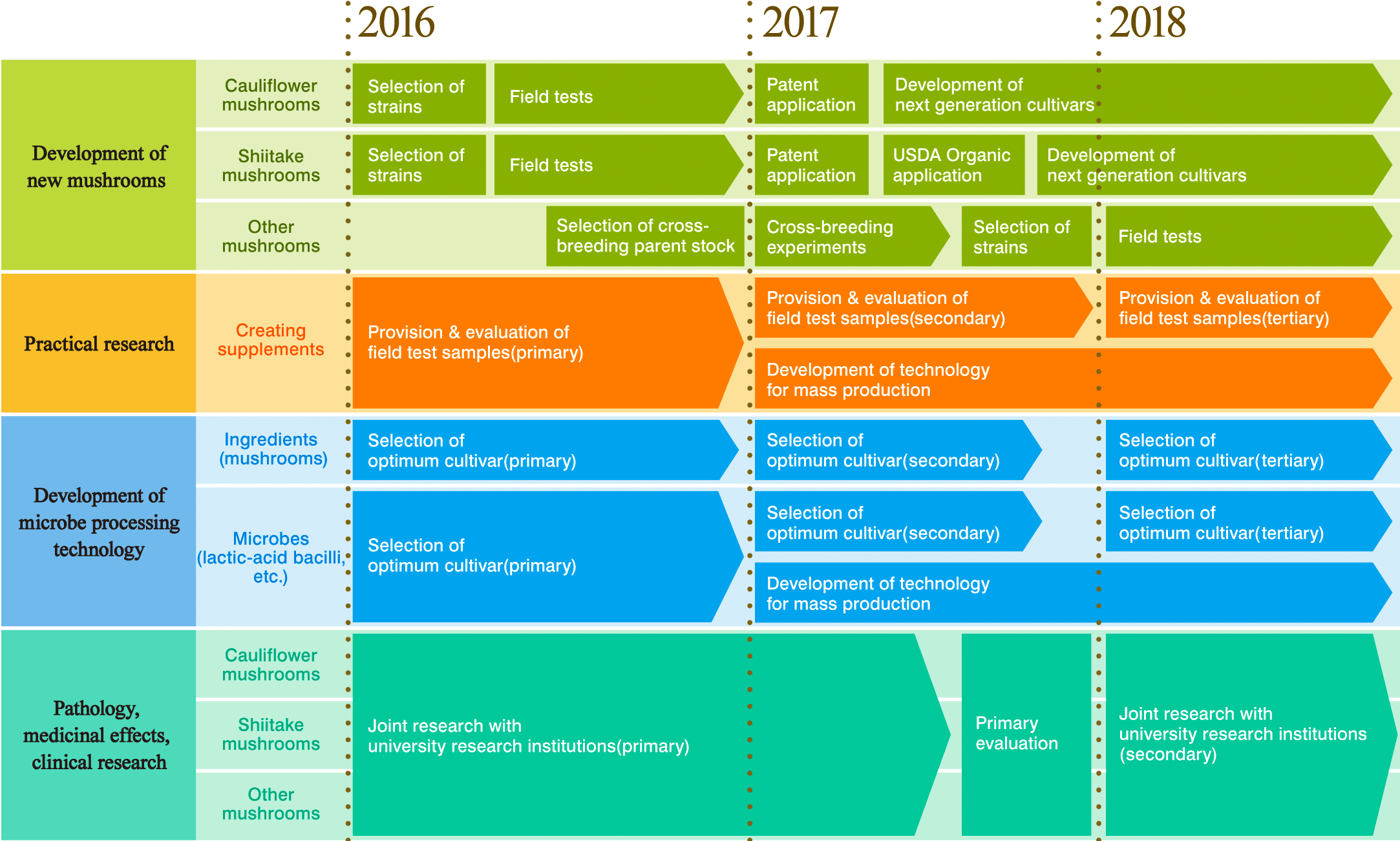 Picture of: Roadmap Fft Usa